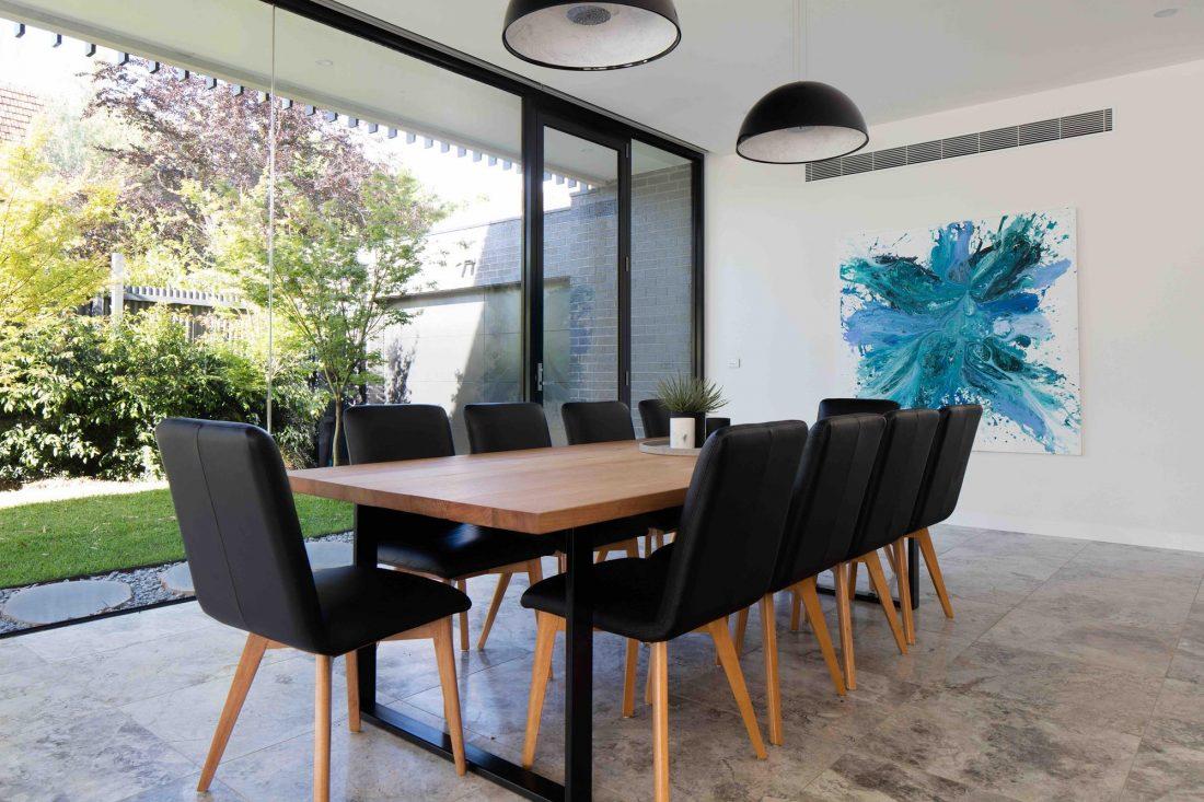 Дом в Мельбурне по проекту студии Architecton 7