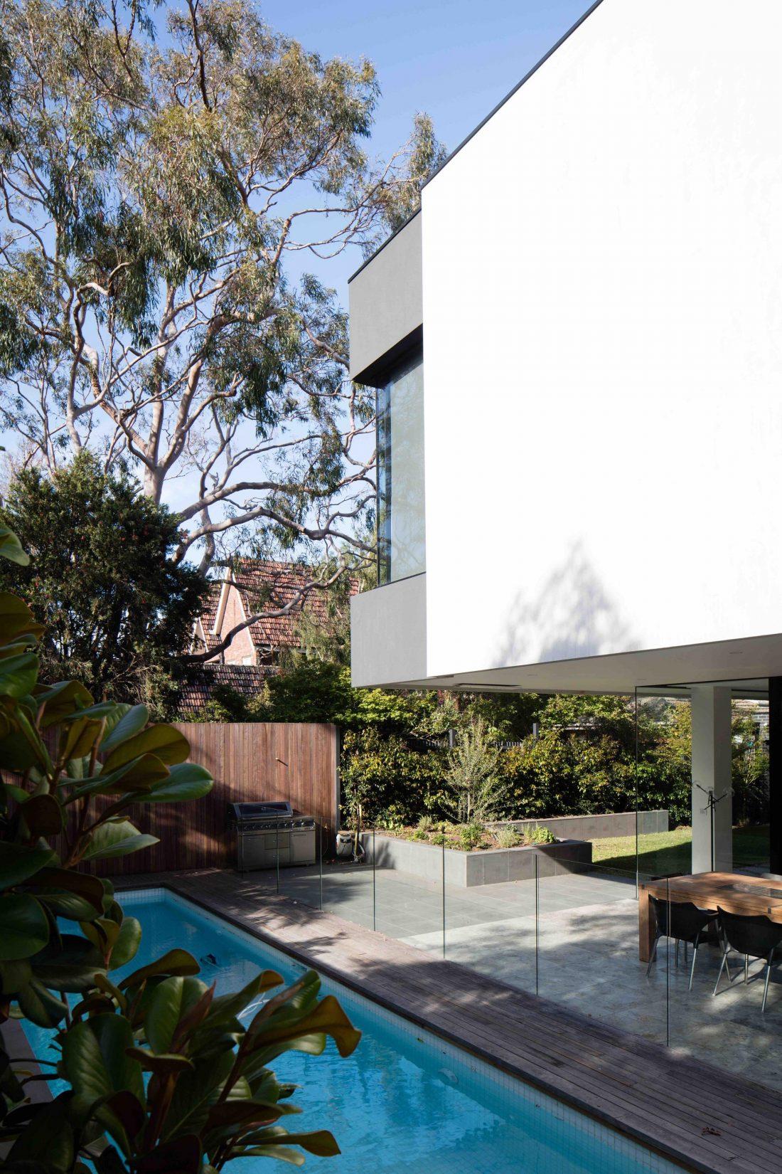 Дом в Мельбурне по проекту студии Architecton 8
