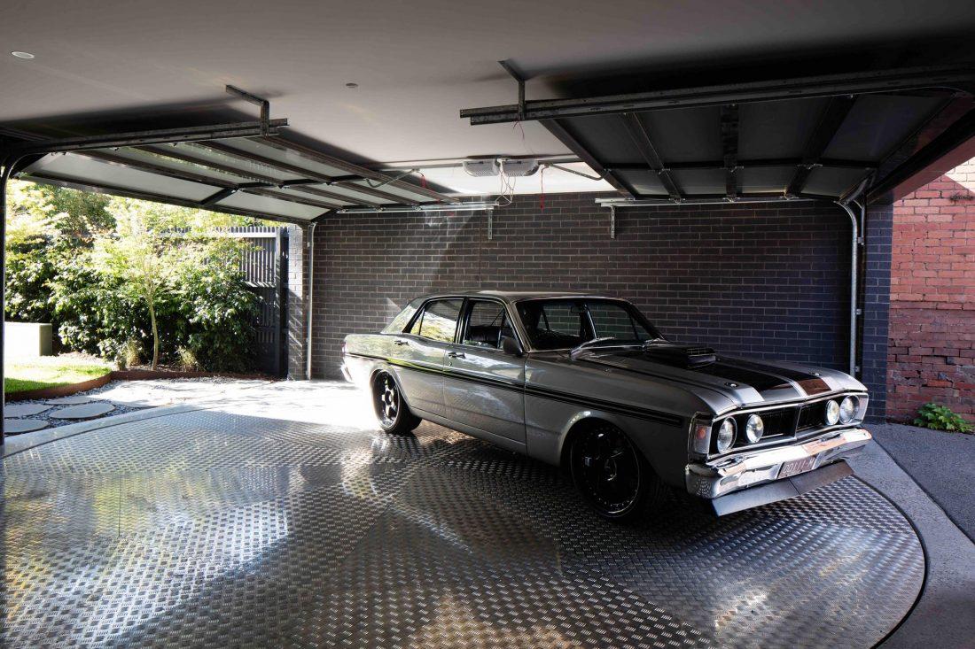 Дом в Мельбурне по проекту студии Architecton 9