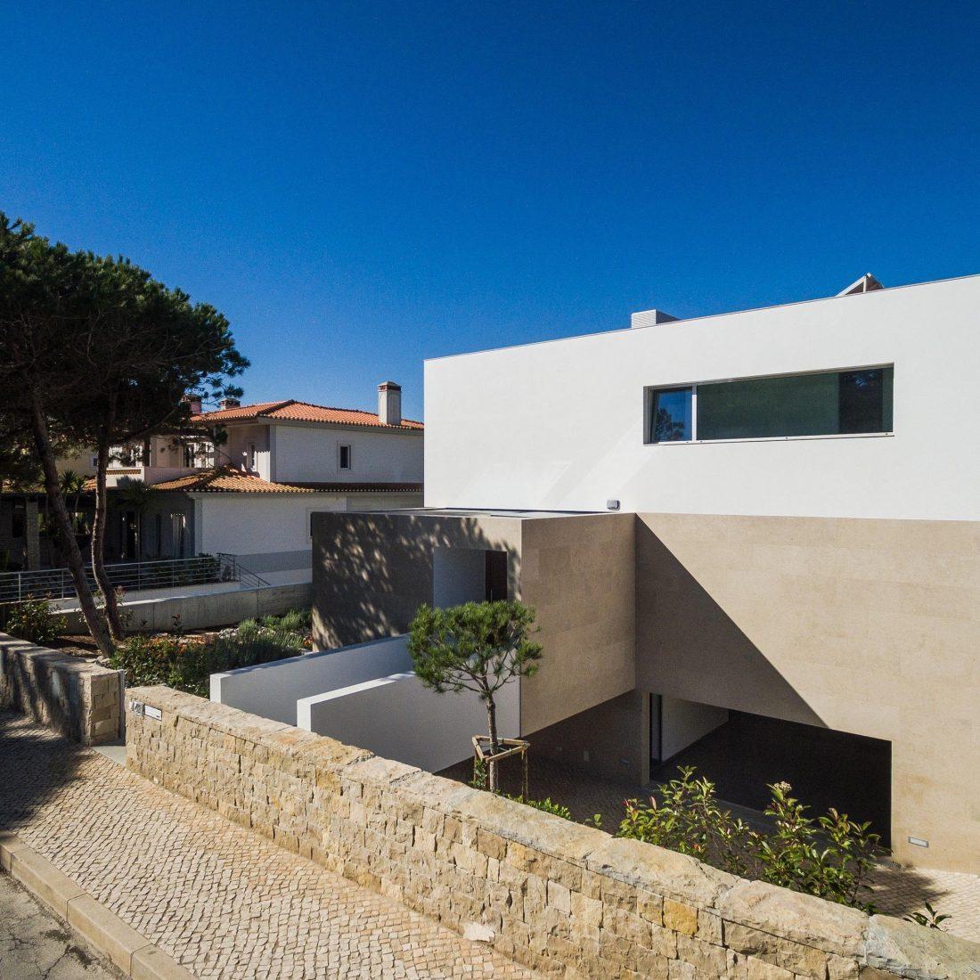 Дом в Обидуше, Португалия, от студии RSM arquitecto и Russell Jones Architects 12