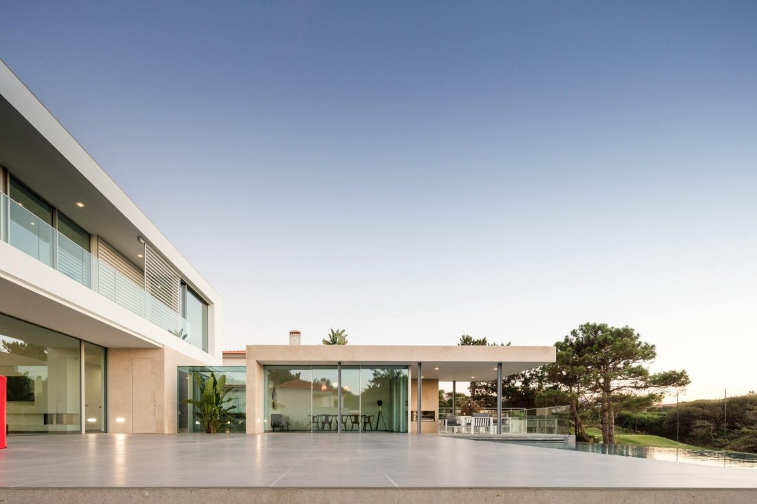 Дом в Обидуше, Португалия, от студии RSM arquitecto и Russell Jones Architects 17