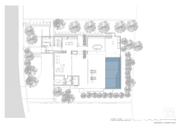 Дом в Обидуше, Португалия, от студии RSM arquitecto и Russell Jones Architects 29
