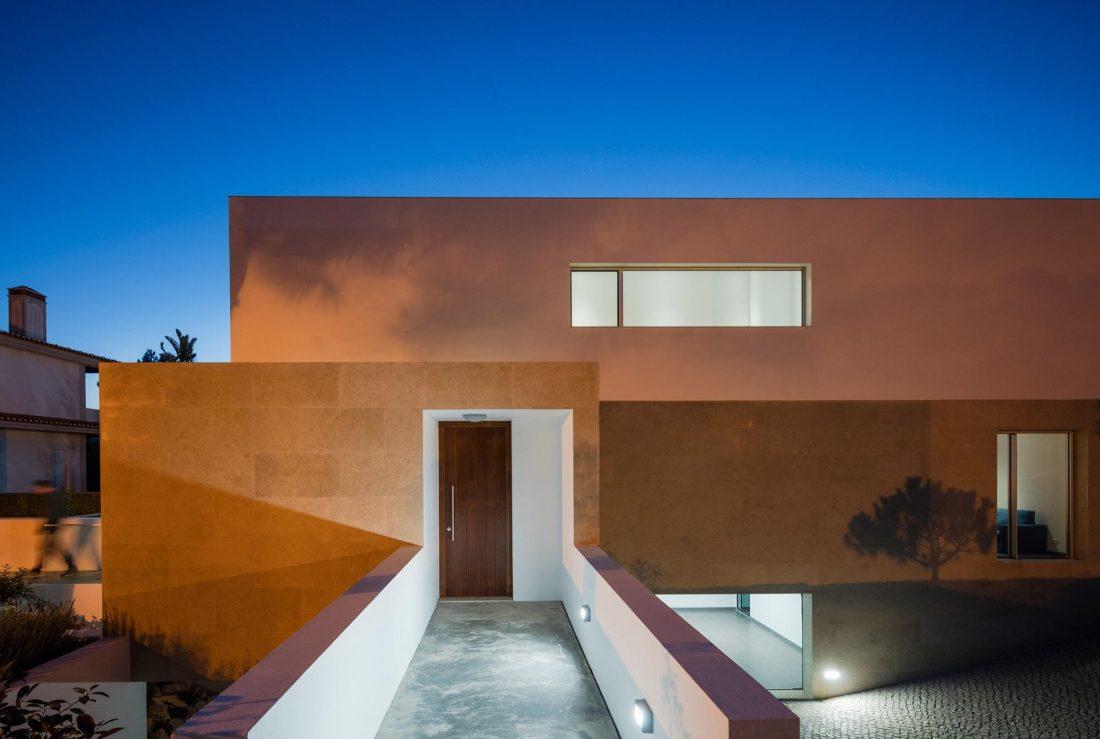 Дом в Обидуше, Португалия, от студии RSM arquitecto и Russell Jones Architects 3