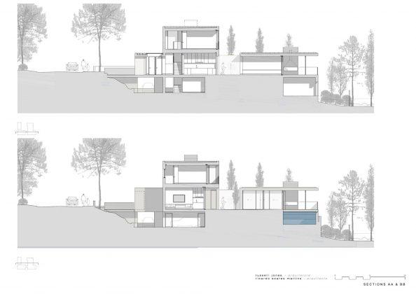 Дом в Обидуше, Португалия, от студии RSM arquitecto и Russell Jones Architects 33