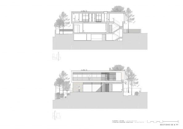 Дом в Обидуше, Португалия, от студии RSM arquitecto и Russell Jones Architects 36