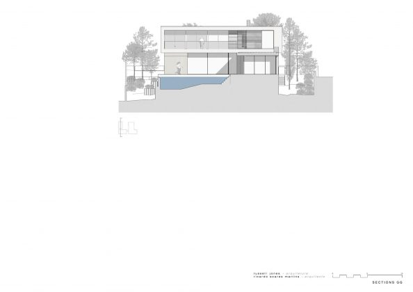 Дом в Обидуше, Португалия, от студии RSM arquitecto и Russell Jones Architects 37