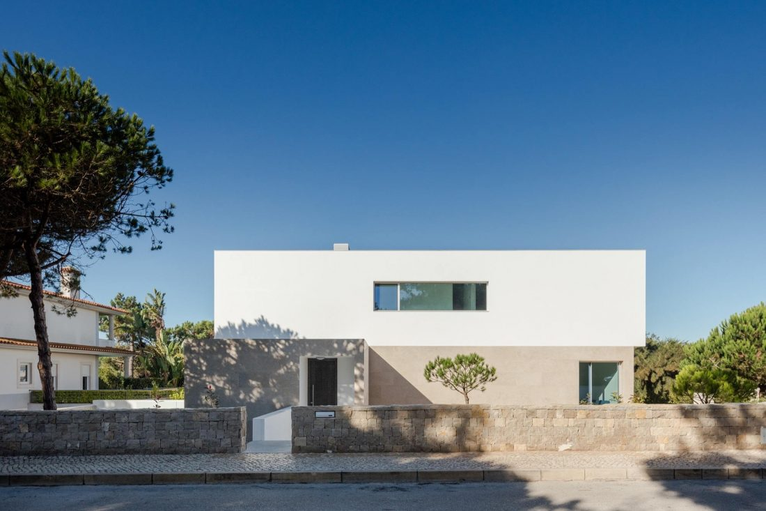 Дом в Обидуше, Португалия, от студии RSM arquitecto и Russell Jones Architects 6