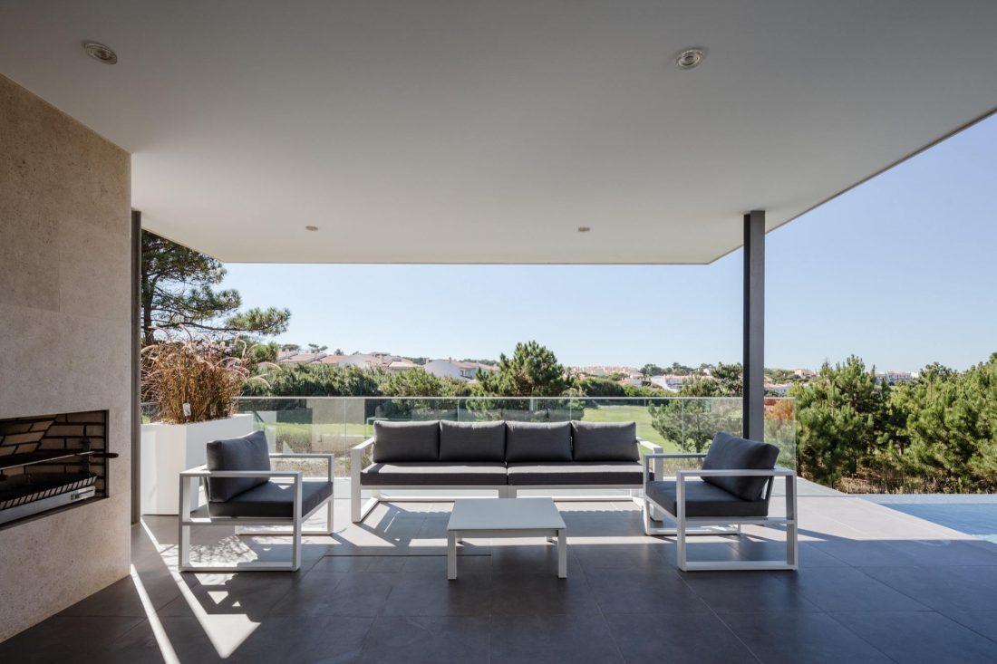 Дом в Обидуше, Португалия, от студии RSM arquitecto и Russell Jones Architects 7