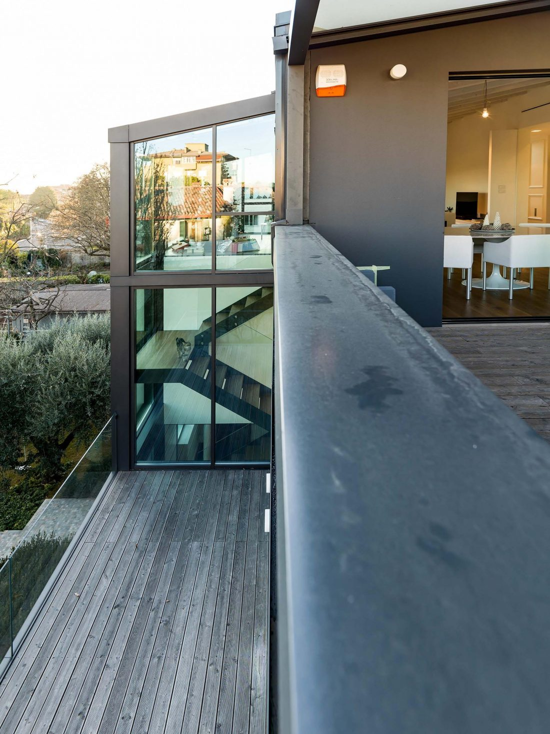 Дом в Порденоне, Италия, от студии Caprioglio Associati Architects 10