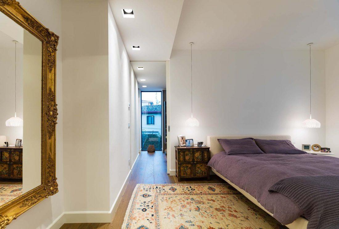 Дом в Порденоне, Италия, от студии Caprioglio Associati Architects 15