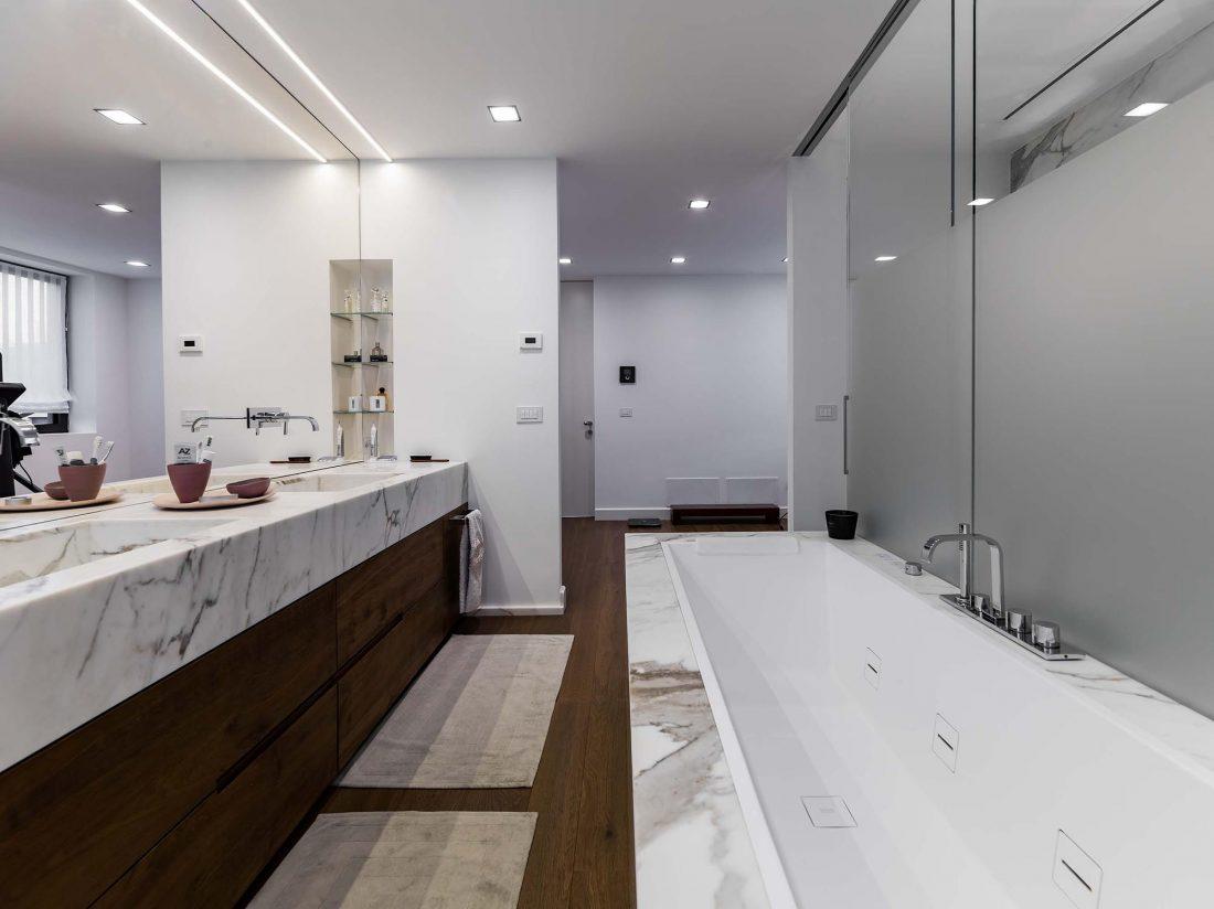 Дом в Порденоне, Италия, от студии Caprioglio Associati Architects 16