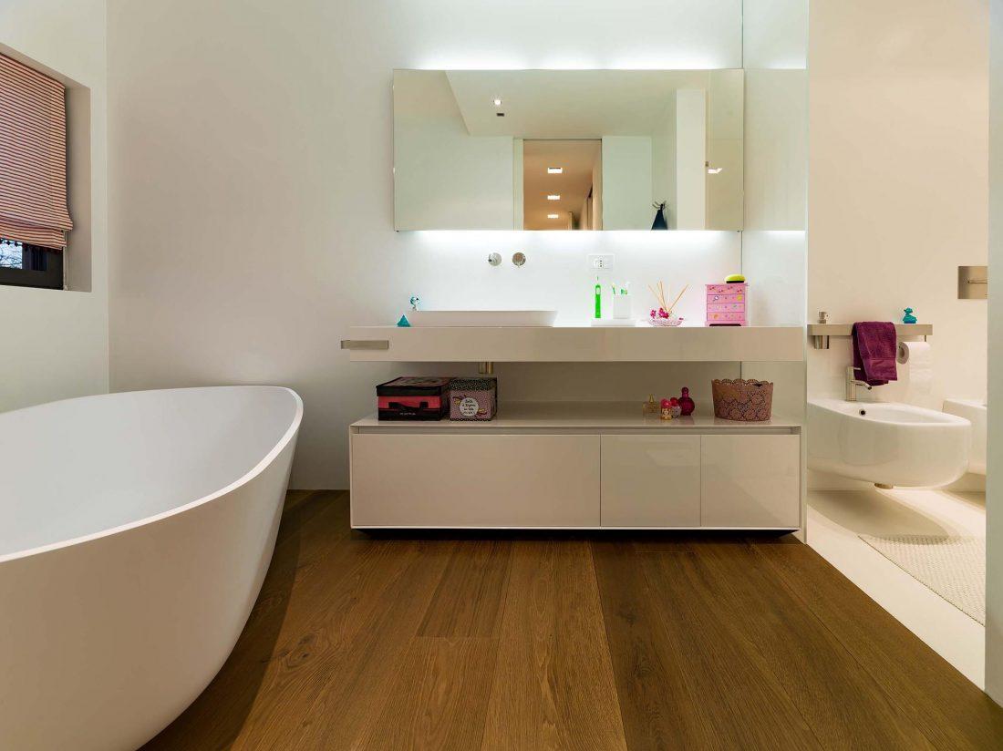 Дом в Порденоне, Италия, от студии Caprioglio Associati Architects 19