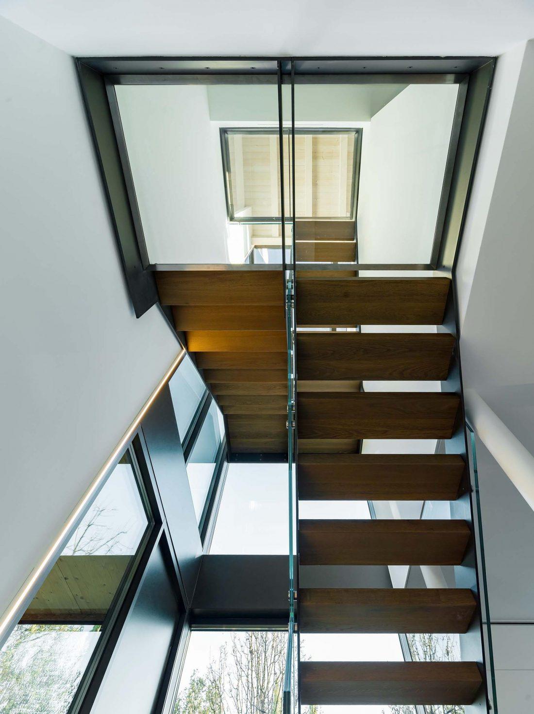 Дом в Порденоне, Италия, от студии Caprioglio Associati Architects 21