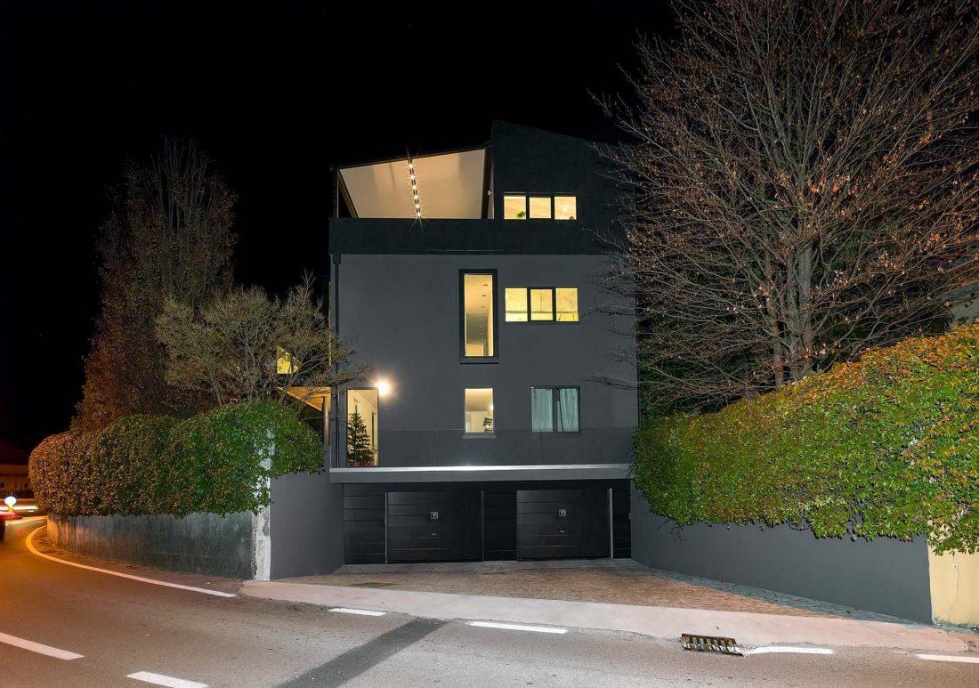 Дом в Порденоне, Италия, от студии Caprioglio Associati Architects 23