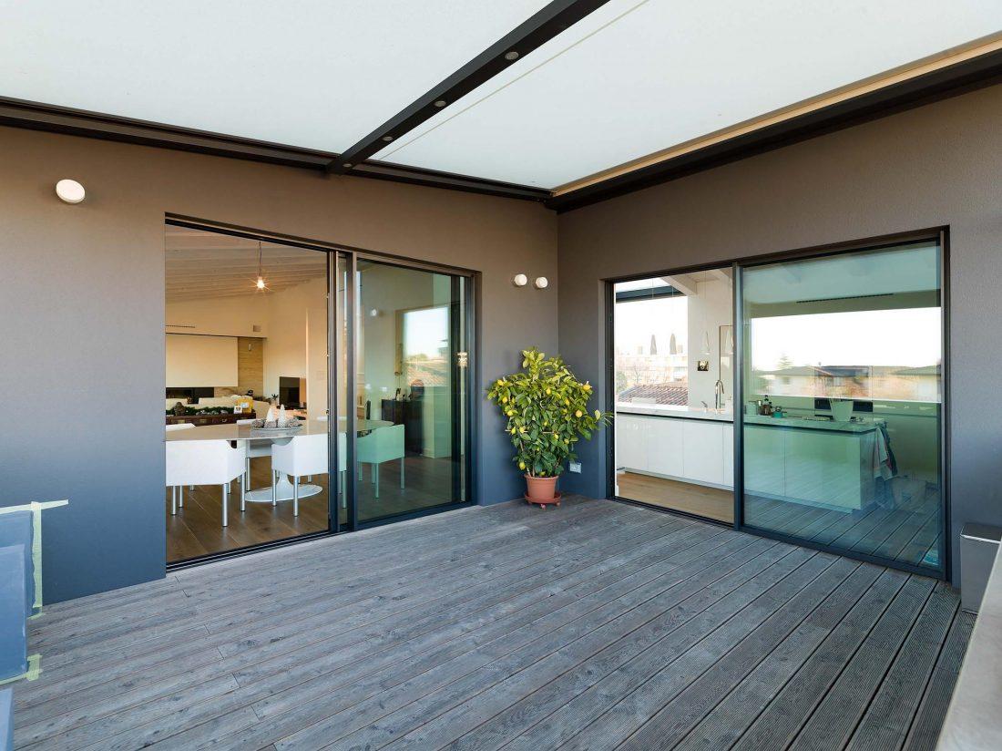 Дом в Порденоне, Италия, от студии Caprioglio Associati Architects 25