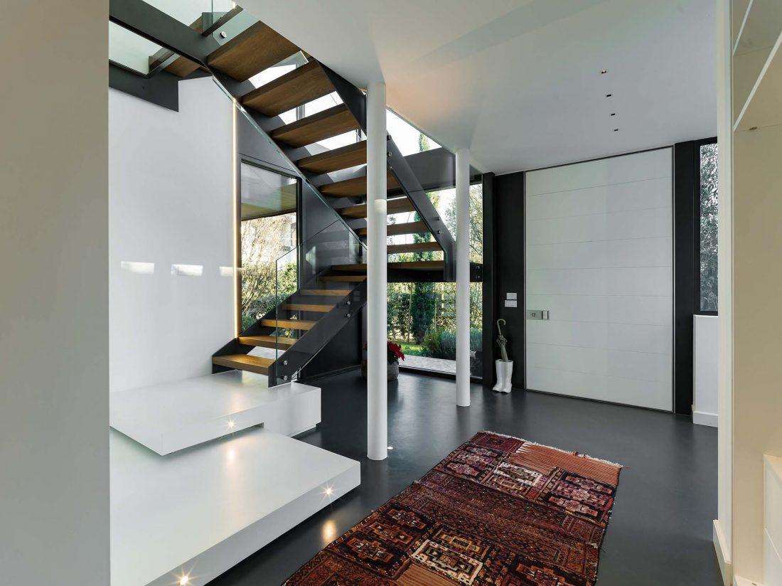 Дом в Порденоне, Италия, от студии Caprioglio Associati Architects 3