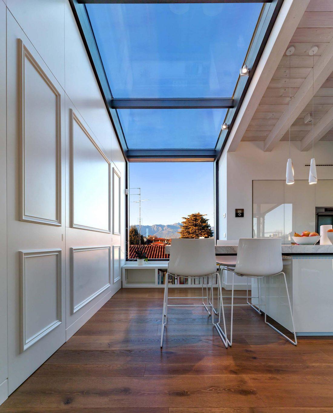 Дом в Порденоне, Италия, от студии Caprioglio Associati Architects 30