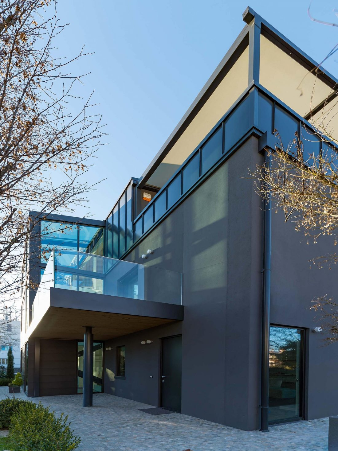 Дом в Порденоне, Италия, от студии Caprioglio Associati Architects 36
