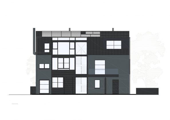 Дом в Порденоне, Италия, от студии Caprioglio Associati Architects 43