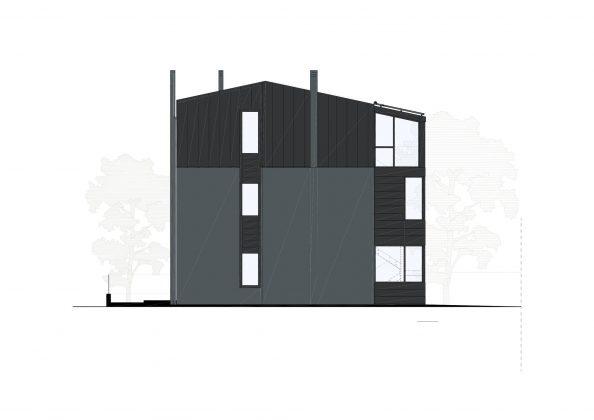 Дом в Порденоне, Италия, от студии Caprioglio Associati Architects 44
