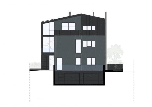 Дом в Порденоне, Италия, от студии Caprioglio Associati Architects 45