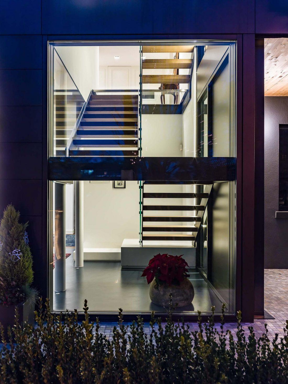 Дом в Порденоне, Италия, от студии Caprioglio Associati Architects 5