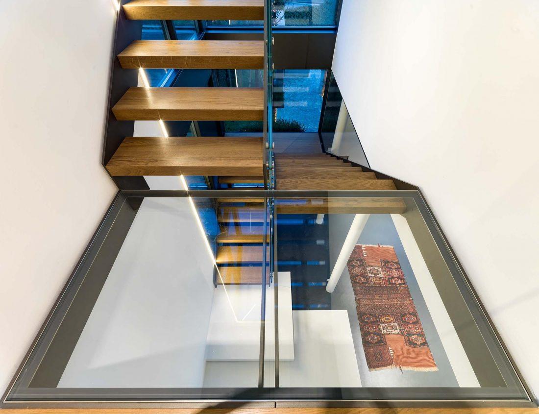 Дом в Порденоне, Италия, от студии Caprioglio Associati Architects 9