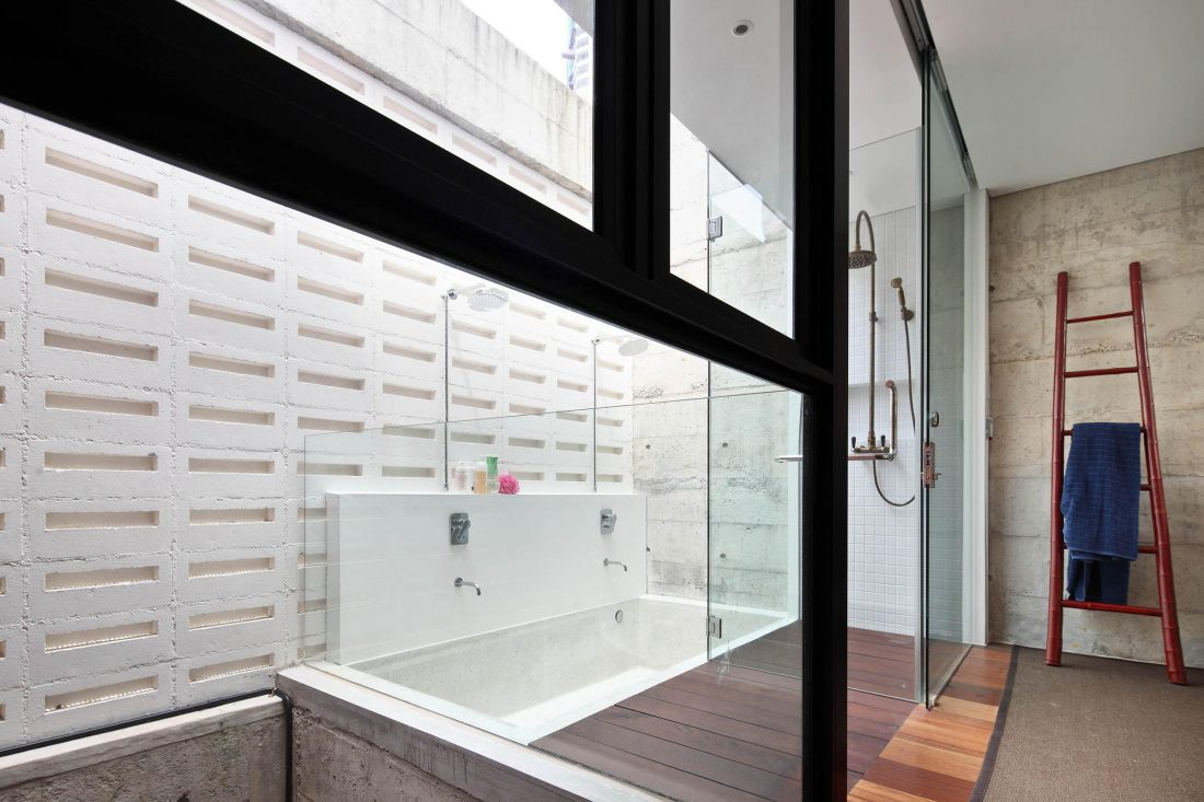 Дом в винтажном стиле в Сингапуре по проекту студии ONG and ONG 6