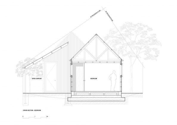 Городской коттедж от студии CoLab Architecture 19