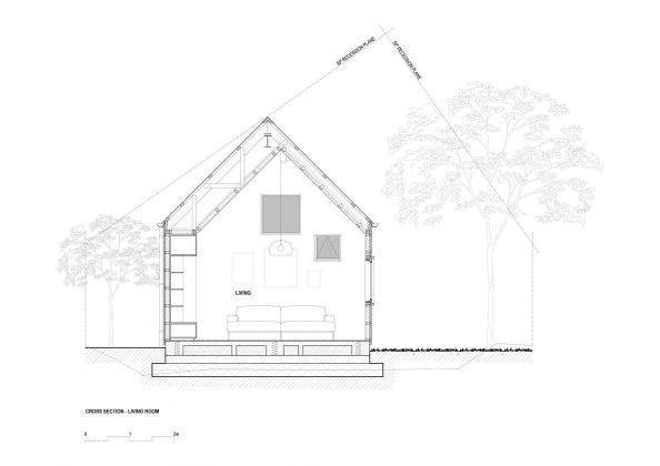 Городской коттедж от студии CoLab Architecture 20