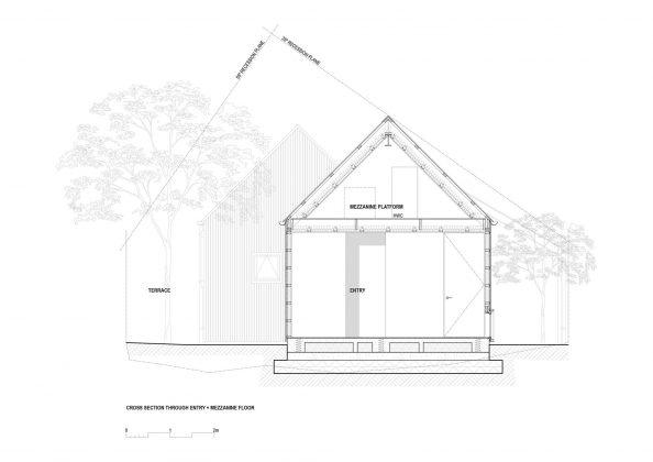 Городской коттедж от студии CoLab Architecture 22