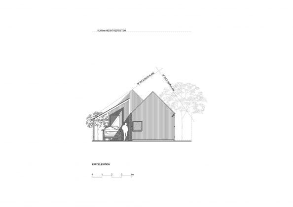 Городской коттедж от студии CoLab Architecture 24