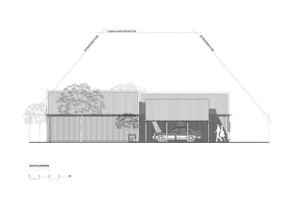 Городской коттедж от студии CoLab Architecture 26