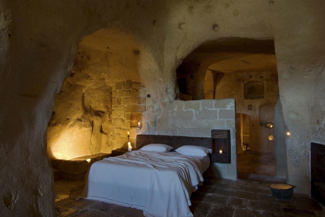 Необычный отель в Италии 10