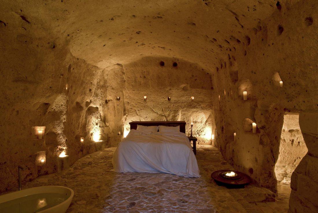 Необычный отель в Италии 4