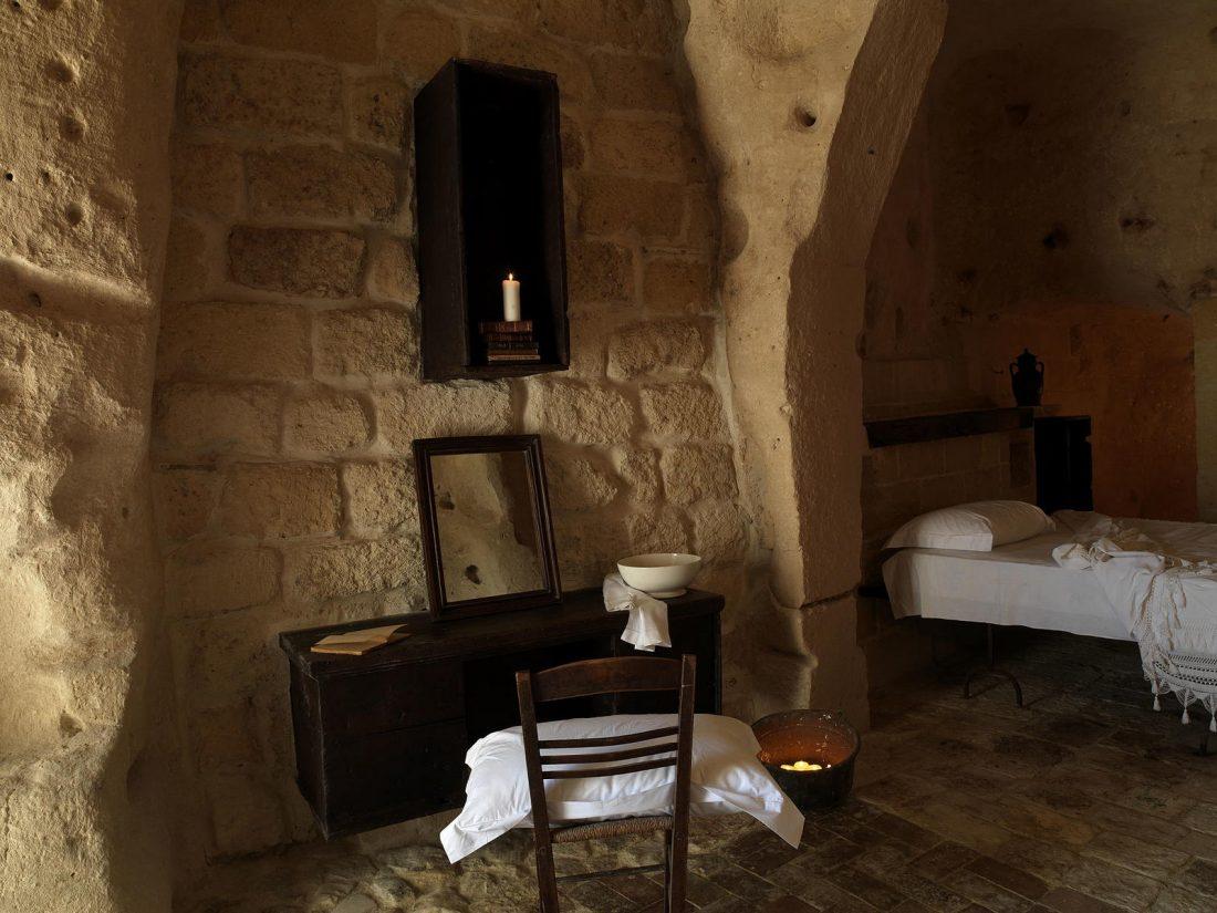 Необычный отель в Италии 5
