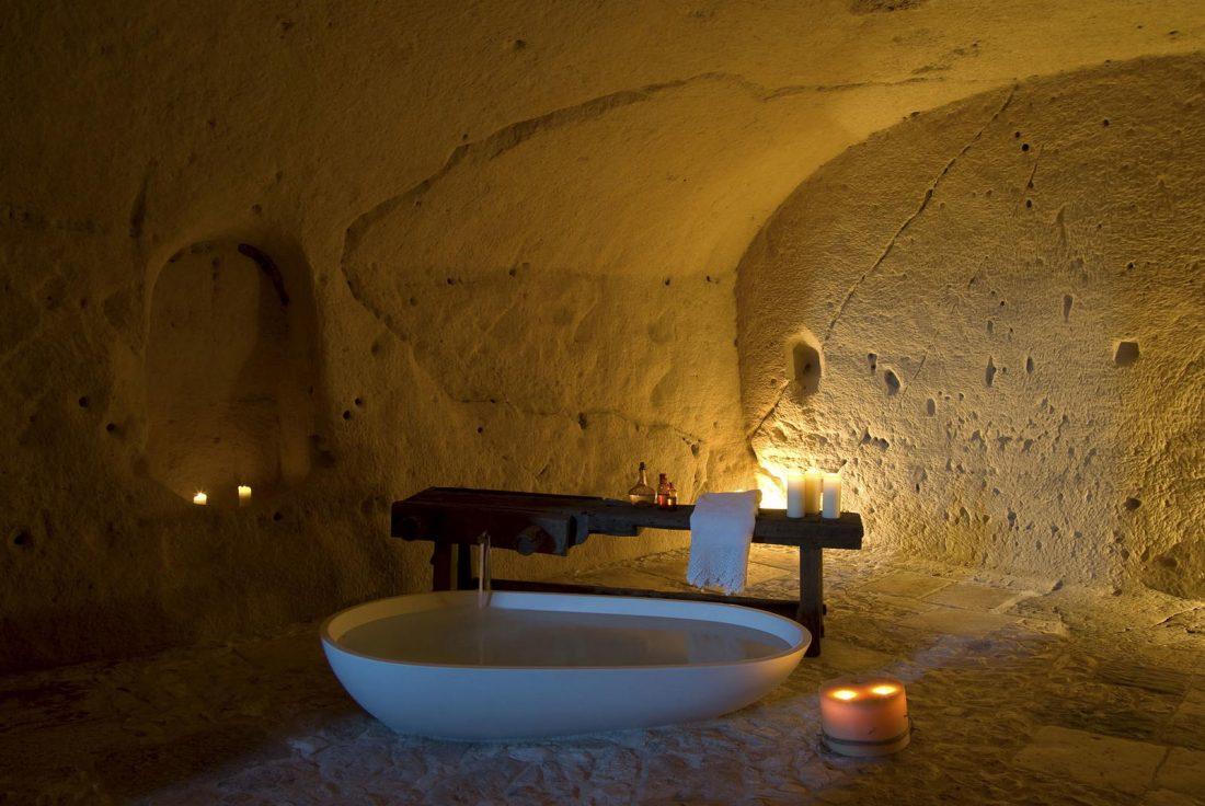 Необычный отель в Италии 6