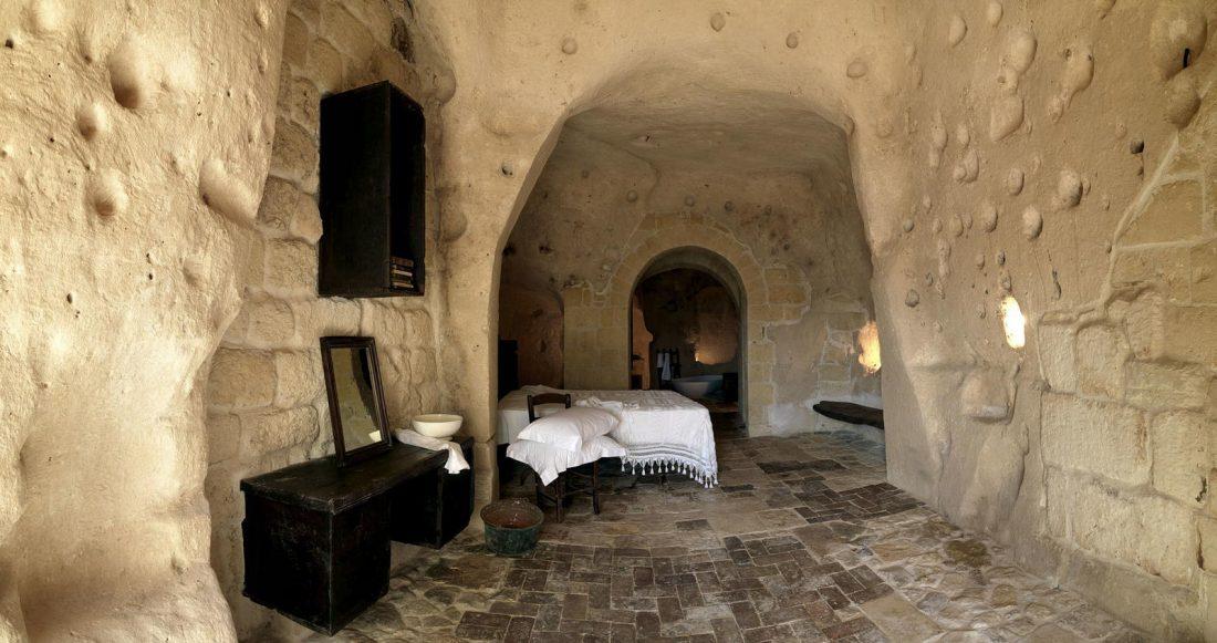 Необычный отель в Италии 7