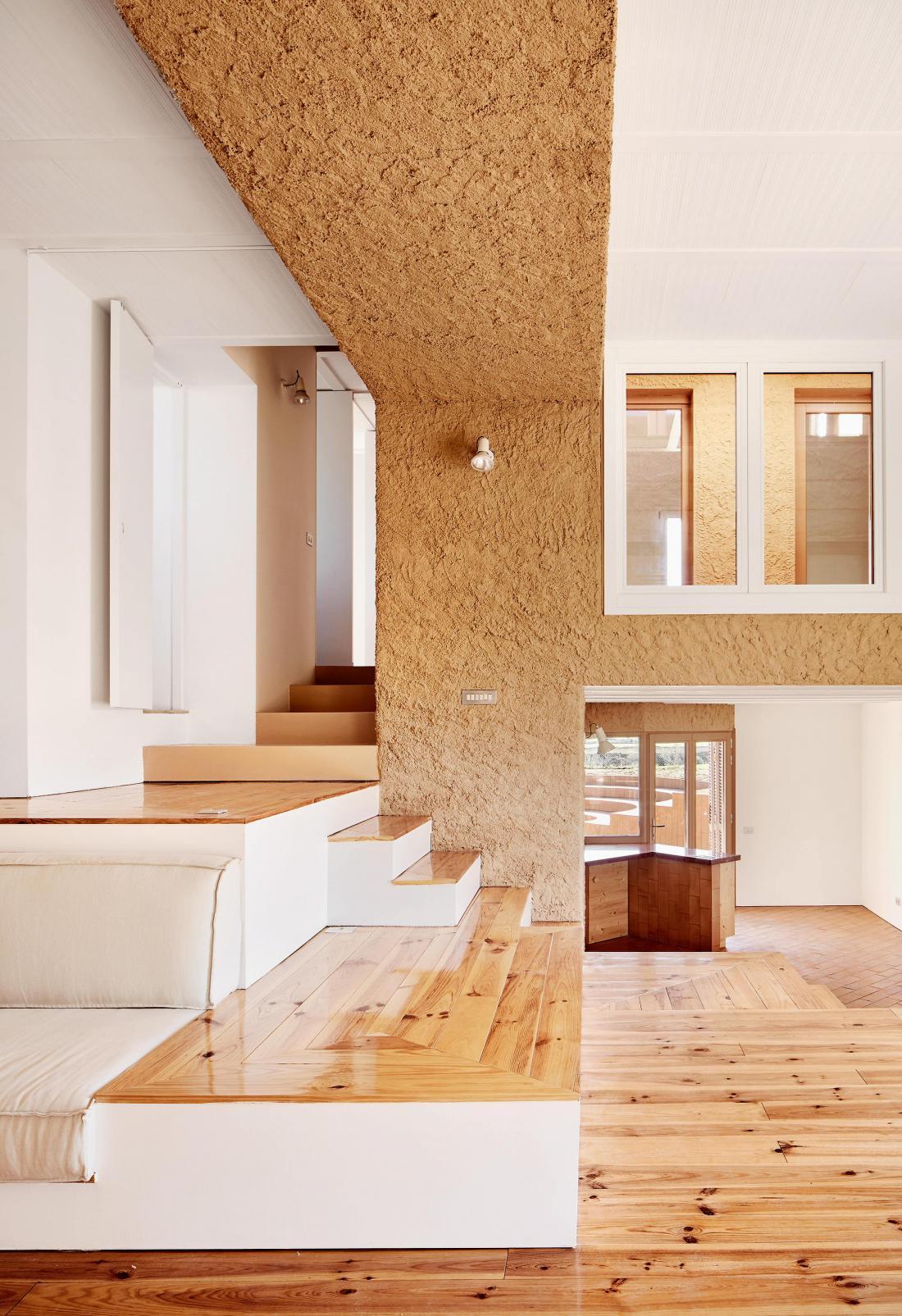 Реконструкция фермерского дома в Испании от студии Arquitectura–G 11