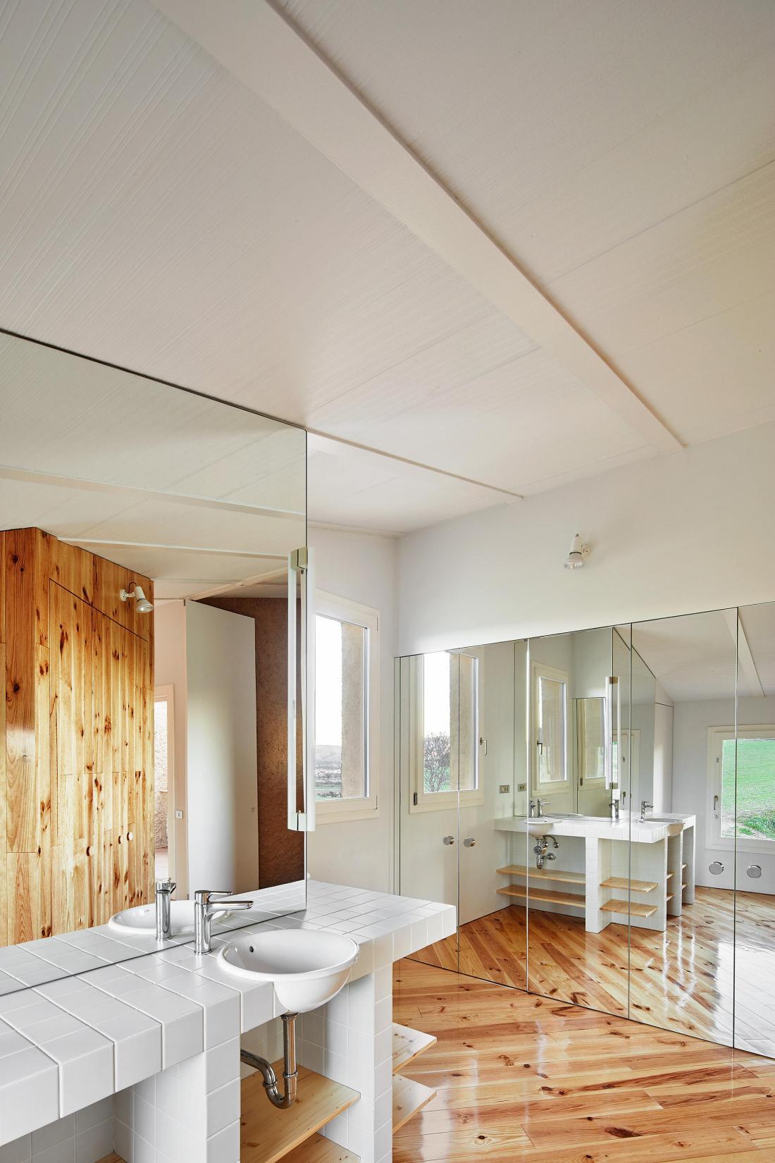 Реконструкция фермерского дома в Испании от студии Arquitectura–G 12