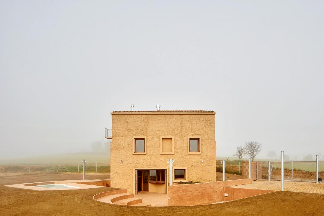 Реконструкция фермерского дома в Испании от студии Arquitectura–G 15