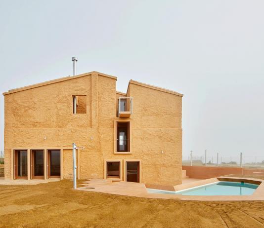 Реконструкция фермерского дома в Испании от студии Arquitectura–G 16