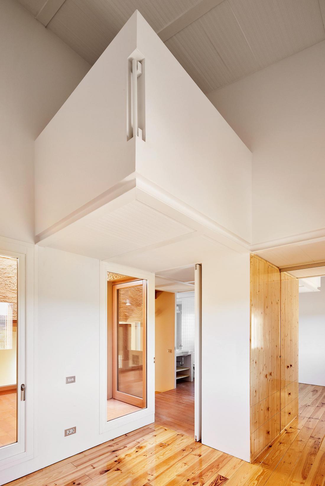 Реконструкция фермерского дома в Испании от студии Arquitectura–G 17