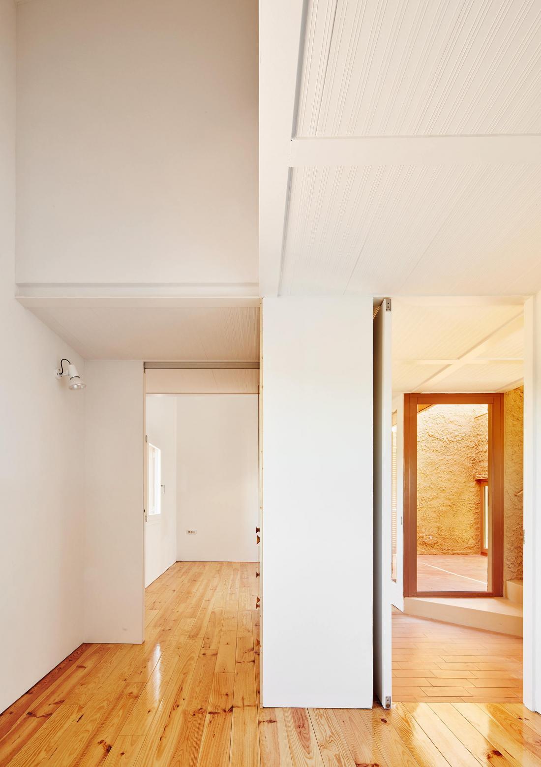 Реконструкция фермерского дома в Испании от студии Arquitectura–G 18