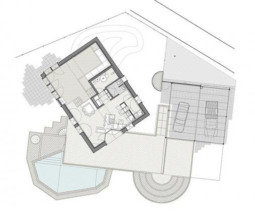 Реконструкция фермерского дома в Испании от студии Arquitectura–G 20