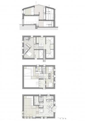 Реконструкция фермерского дома в Испании от студии Arquitectura–G 21
