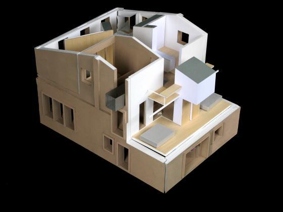 Реконструкция фермерского дома в Испании от студии Arquitectura–G 23