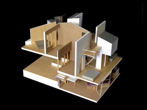 Реконструкция фермерского дома в Испании от студии Arquitectura–G 24