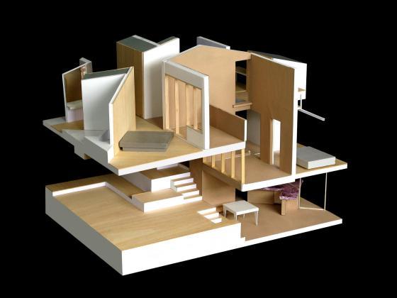 Реконструкция фермерского дома в Испании от студии Arquitectura–G 25
