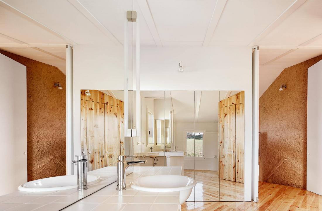 Реконструкция фермерского дома в Испании от студии Arquitectura–G 5